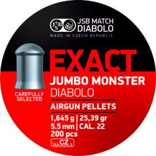 Pellets JSB Diabolo Exact Jumbo Monster 5.5 mm.