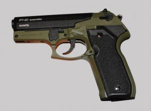 Air pistol GAMO PT-80 Special Edition 4.5 mm.