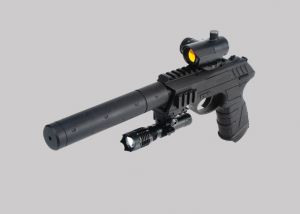 Air pistol Gamo P-25 Tactical Blowback 4.5 mm.