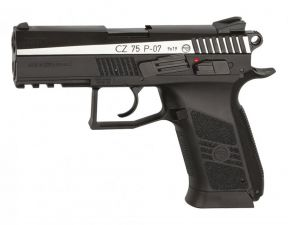 Air pistol CZ-75 P-07 Duty Dual Tone 4.5 mm.