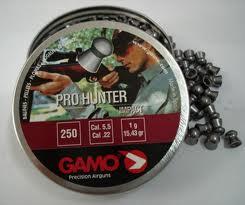 Pellets Gamo ProHunter 5.5 mm.