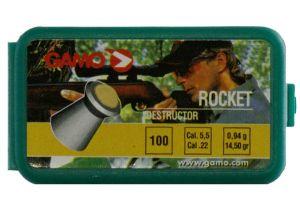Pellets Gamo Rocket 5.5 mm.