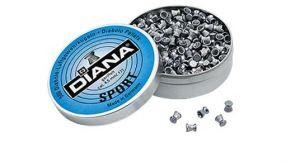 Pellets Diana Sport 5.5 mm. 500 pcs.