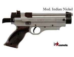 Air pistol Cometa MOD Indian Nickel