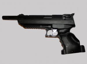Air pistol ZORAKI HP-01 5.5 mm. Long