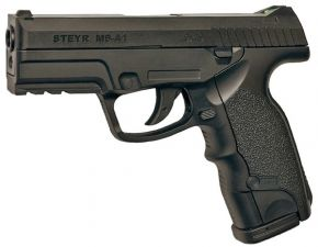 Air pistol Steyr M9-A1 4.5 mm.