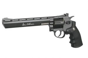 "Air revolver Dan Wesson 8 "" 4.5 mm."