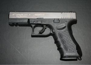 Blank pistol Zoraki 917 Titan
