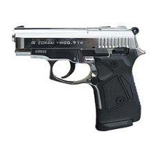 Blank pistol Zoraki 914 Shiny Chrome