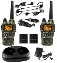 MIDLAND GXT1050VP4 50-Channel 36-Mile Waterproof 2-Way GMRS Radio