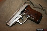 Blank pistol Zoraki 914 Saten Engraved