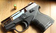 Blank pistol Zoraki M906 Shiny Chrome