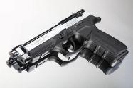 Газов пистолет Zoraki 918 Chrome