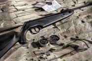 Air rifle Ekol Major 6.35mm