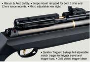 Air rifle Hatsan АТ44 PCP 5.5 mm.