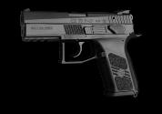 Въздушен пистолет CZ-75 P-07 Duty Black 4.5 мм.