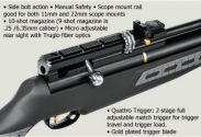 Air rifle Hatsan BT65 SB 4.5 mm.