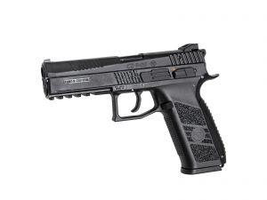 Airsoft пистолет CZ P09 Gaz black ASG