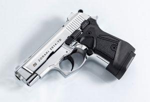 Газов пистолет Zoraki 2914 Shiny chrome
