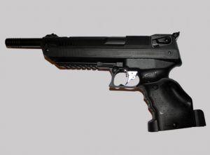 Air pistol ZORAKI HP-01 4.5 mm. Long